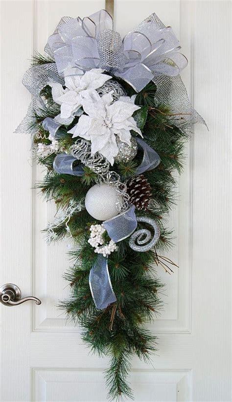 designer christmas swag elegant christmas swag holiday