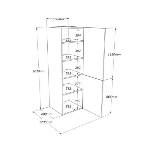 colonna dispensa cucina colonne elettrodomestici o dispense per le cucine