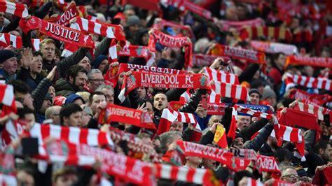 Liverpool fans are noisiest in Premier League, says fan ...
