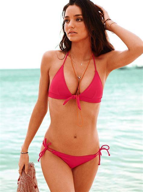 miranda kerr victorias secret swimwear  models