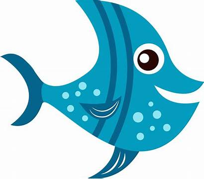 Fish Cartoon Transparent Clipart Clip Carnival Fishing