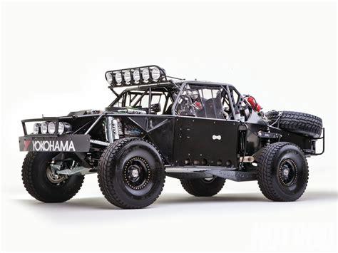 baja truck wheels baja vs boss baja trophy truck at the drags rod