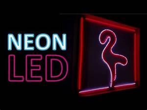 Jak zrobić NEON LED Tutorial DIY