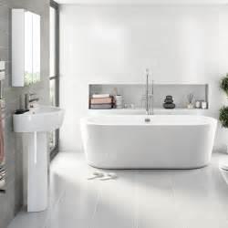 contemporary bathroom suite bath decors