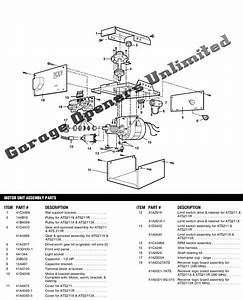 Wiring Diagram For Lift Master Professional Line