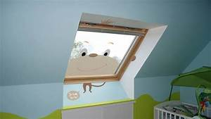 Deco velux enfant deco velux kiki la girafe deco velux for Suspension chambre enfant avec prix fenetre de toit velux