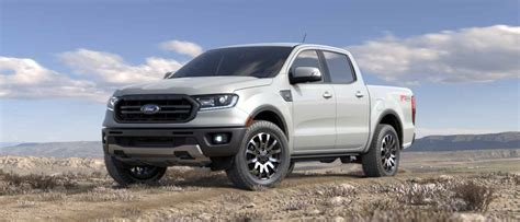 ford ranger exterior color options   driver