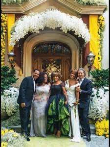 Tina Turner Wedding