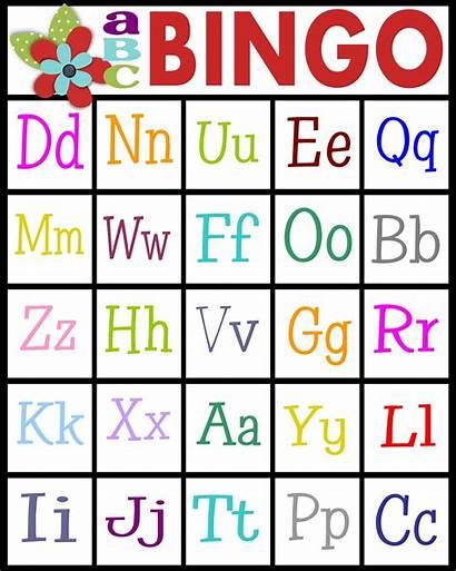Clipart Bingo Card Letter Clip Cliparts Library