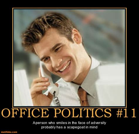office politics goofingaround