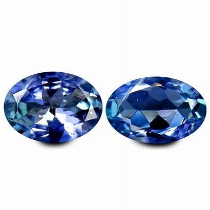 Tanzanite Remarkable 2pcs Gemstone Matching Oval Pair