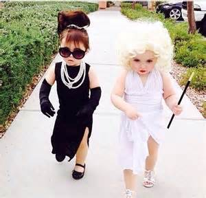 Mini divas Little Audrey and Marilyn  Looking Fine  Pinterest  My goals