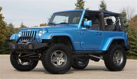 2007 Jeep Wrangler X  Jeep Colors