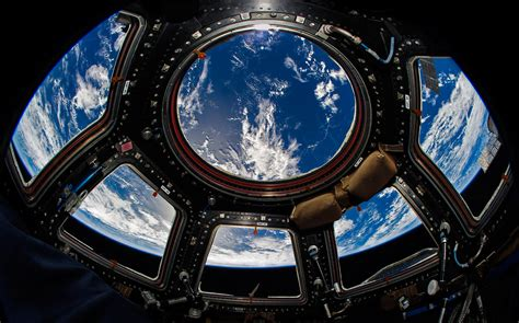 iss cupola shooting the an astronaut s best photos