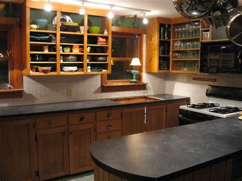new countertops    Formica Basalt Slate, matte finish   Flickr