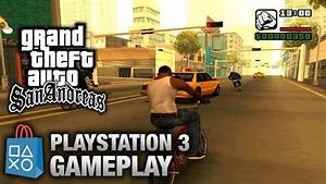 GTA San Andreas Latest Version Download Available on PS3 ...