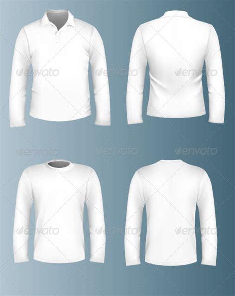 Collar T Shirt Template Psd by Sleeve T Shirt Template Psd Templates Data