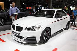 Serie 1 Blanche : mondial auto 2014 bmw m235i pack m performance l 39 argus ~ Gottalentnigeria.com Avis de Voitures