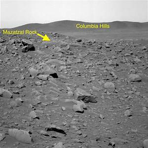 To the Hills! (with labels) - Mars Rover Blog and Forum