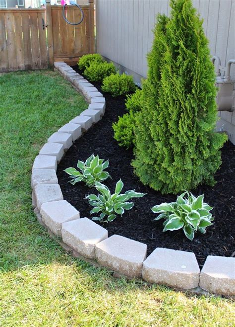 Garden Ideas by 50 Beautiful Front Yard Landscaping Ideas Garden Edging