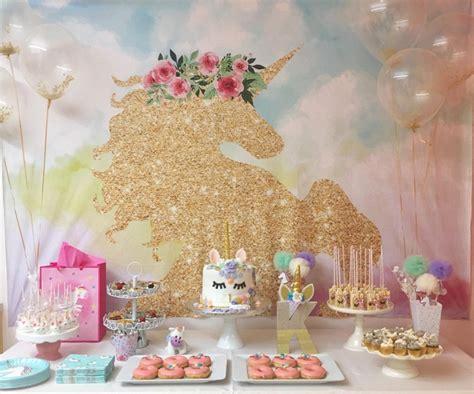 décoration anniversaire thème licorne 70 id 233 es d 233 co licorne pour un anniversaire f 233 erique obsigen