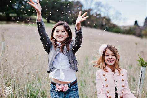 bay area editorial photography  mod child winter