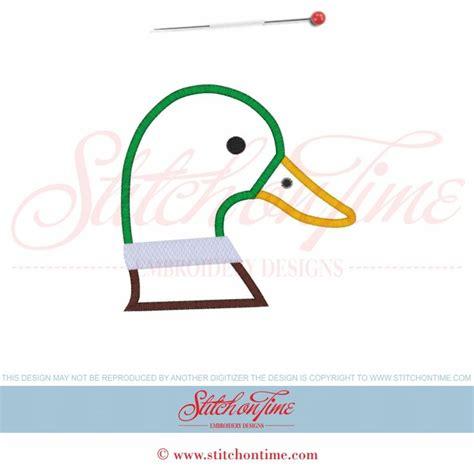 Lade Applique Design by Duck Applique 5x7 Appliques Machine Embroidery