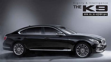 K900 Kia 2019 by 2019 Kia K900 K9 Brochure Leaked Pricing Starts At Krw