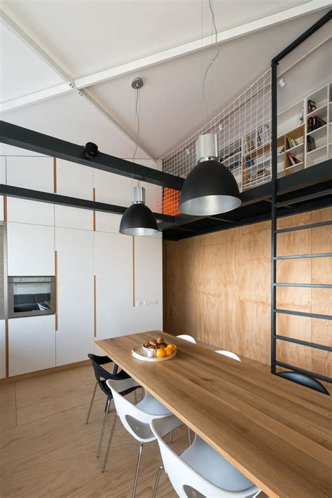 Loft Design For A Family That Makes Clever Use Of Its Space loft design for a family that makes clever use of its space