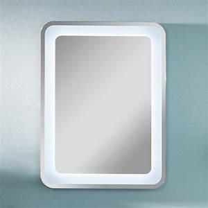 Spülenschrank 80 X 60 : lanzet spiegel 80 x 60 cm mit indirekter led beleuchtung 7209212 megabad ~ Bigdaddyawards.com Haus und Dekorationen