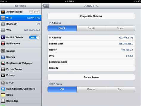 iphone vpn astrill setup manual change gateway and dns on ios
