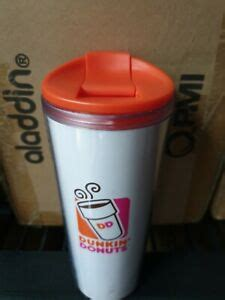 Here is an interesting factoid from my day. Dunkin Donuts coffee 16oz cup mug travel dishwasher safe BPA free teacher logo   eBay