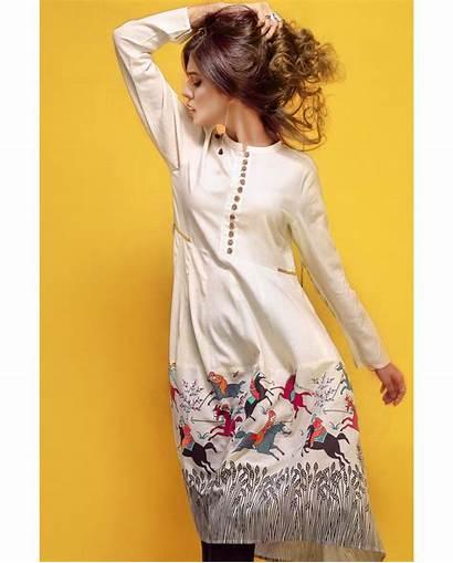 Kurta Ladies Summer Latest Stylish Ego Designs
