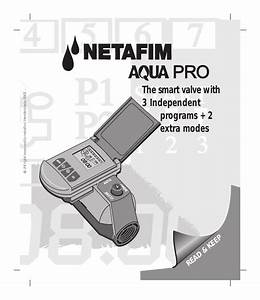 Aqua Pro Controller Instruction Manual