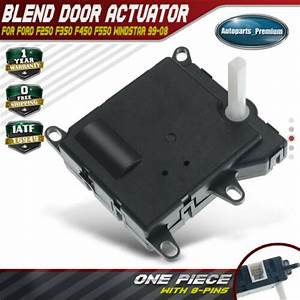 Hvac Ac Heater Blend Door Actuator For Ford F250 F350 F450