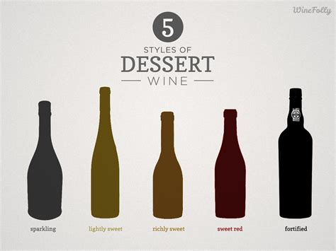 wine types 5 types of dessert wine wine folly