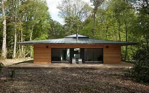 maison en bois 3 4 la maison bois par maisons boiscom With maison toit en verre 10 kits autoconstruction maison bois la maison bois par