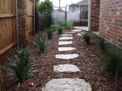 Granite Walkways, Back Yard Stone Walkways Ideas Walkways