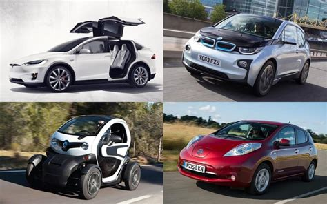 Best New Electric Cars 2016 by Top 10 Electric Cars Ranked Cars