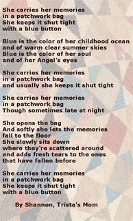Grief Poems Loss Child