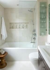 Badewanne Für Kleines Bad : kleines bad einrichten nehmen sie die herausforderung an ~ Bigdaddyawards.com Haus und Dekorationen
