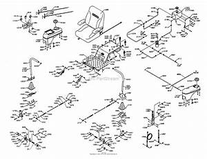 Dixon Ztr 8025  2001  Parts Diagram For Controls  Tanks