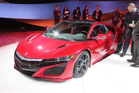 2016 acura nsx gallery 610733 top speed