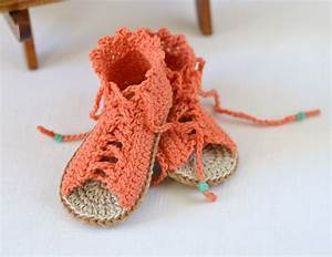 Baby Crochet Sandals Several Pieces of Ideas You Can Try