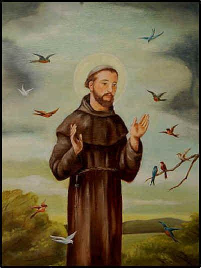 st francis of assisi on st francis