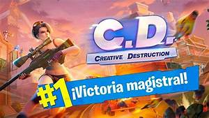 PRIMERA PARTIDA... Creative Destruction