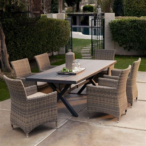resin wicker patio set clearance patio resin wicker patio furniture clearance cool brown