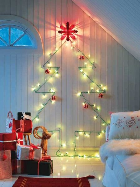 how to string lights on a christmas tree 100 diy christmas decorations that will fill your home with joy