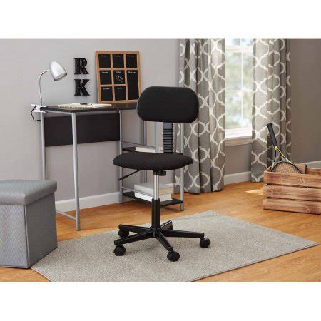 mainstays fabric task chair in colors walmart