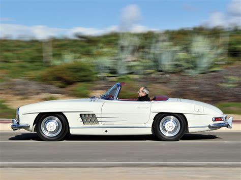1962 Mercedes 300sl by 1962 Mercedes 300sl Roadster On Rm Auction Extravaganzi
